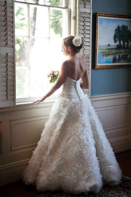 Historic Charleston Home Bridal Session (2)