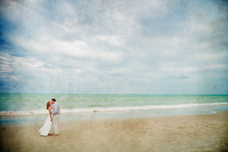 pawleys island beach wedding