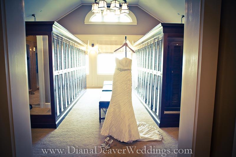 Custom Wedding Dress Hanger Wedding Photographer Diana
