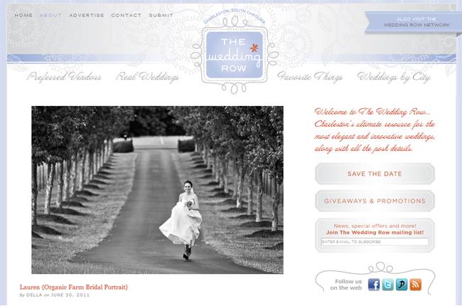 http://theweddingrow.com/organic-farm-bridal-portrait/