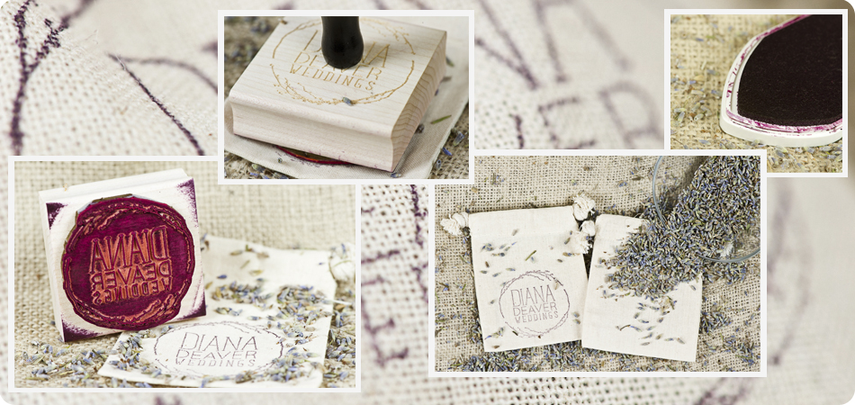 custom rubber stamp