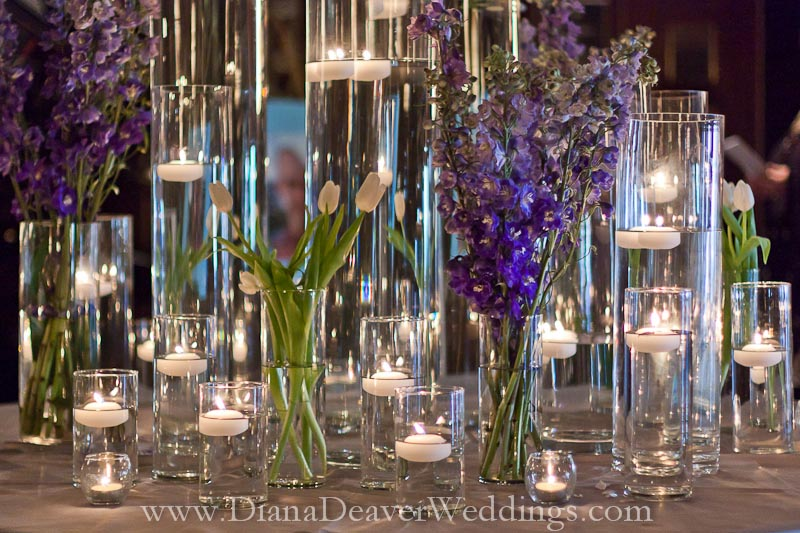 used wedding decorations