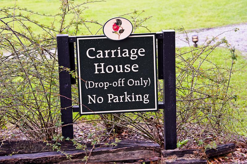 Carriage house at magnolia plantation charleston sc