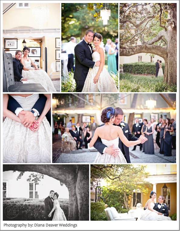Charleston Wedding Photography The William Aiken House