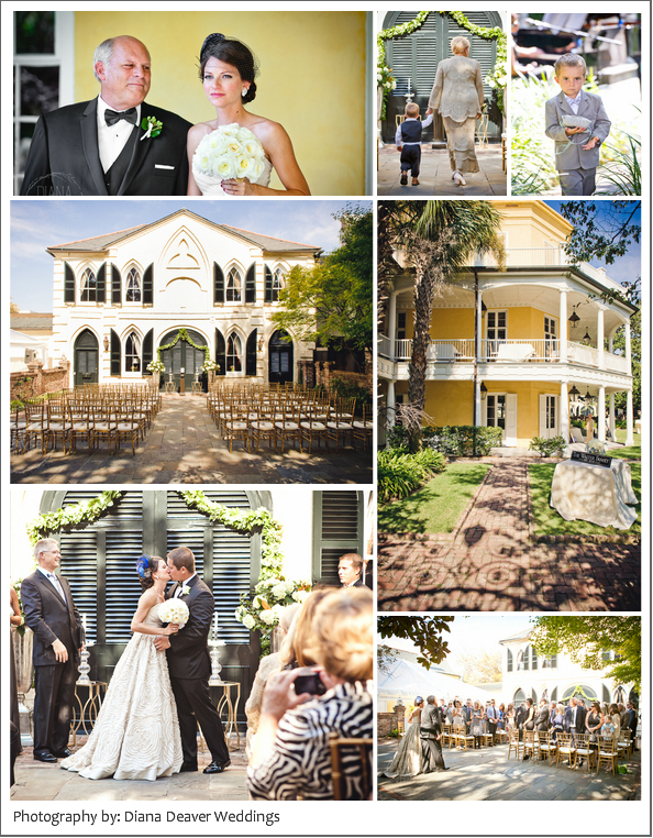 Charleston Wedding Photography William Aiken House