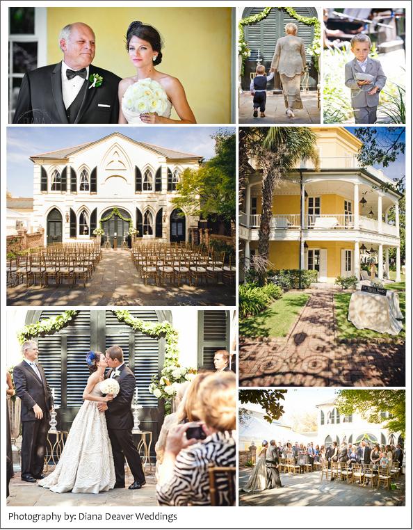 Charleston Wedding Photography William Aiken House