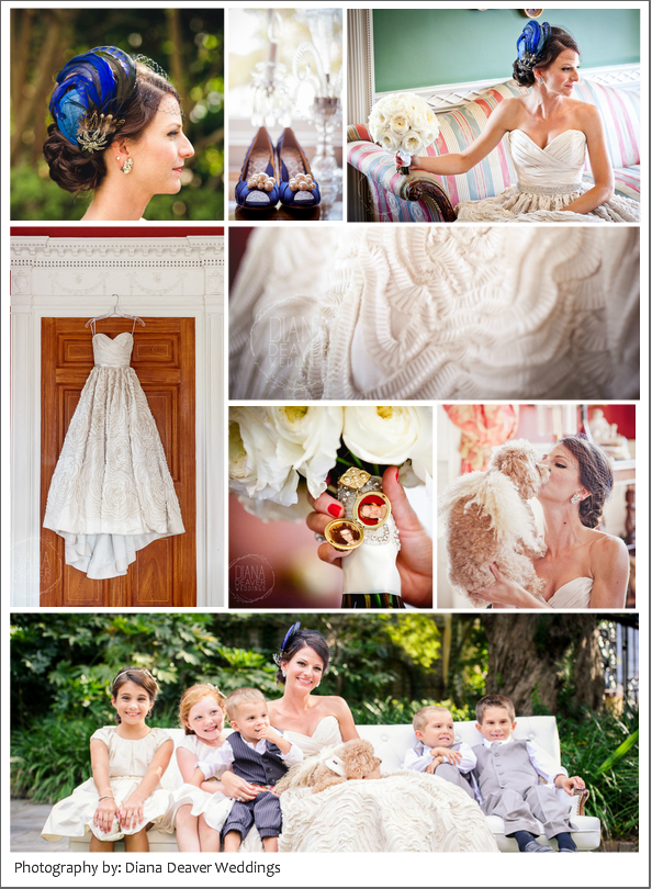 Charleston Wedding Photography by Diana Deaver