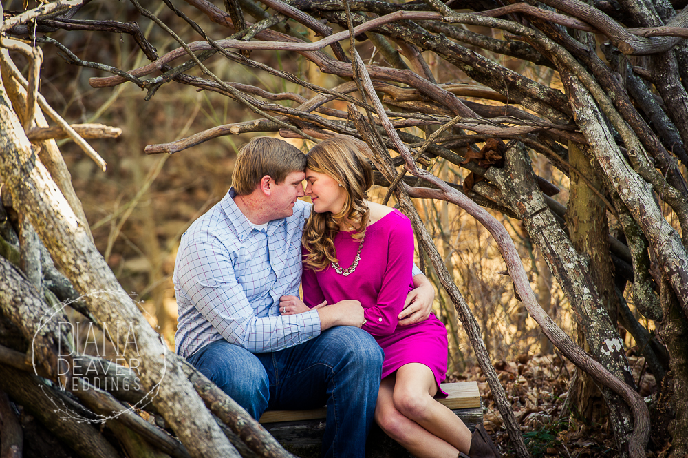 Outdoors Nature Engagement Photo Session
