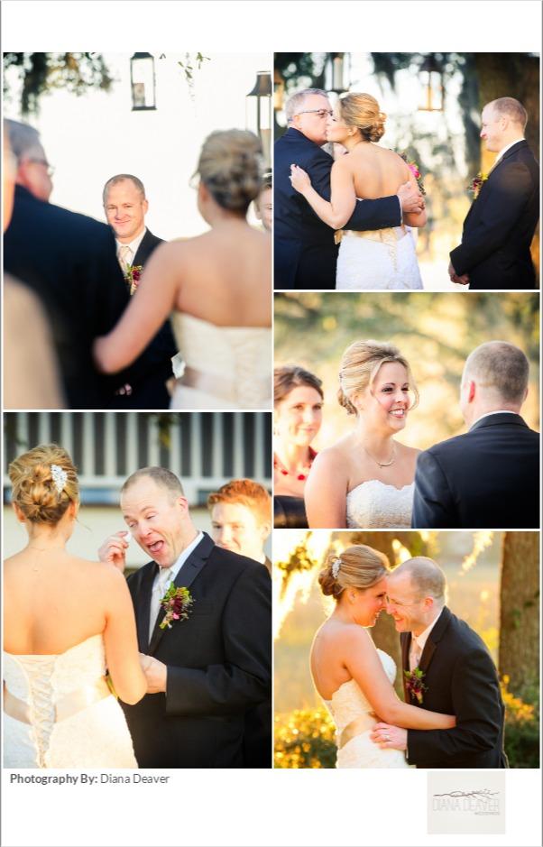 wedding ceremony photos ideas