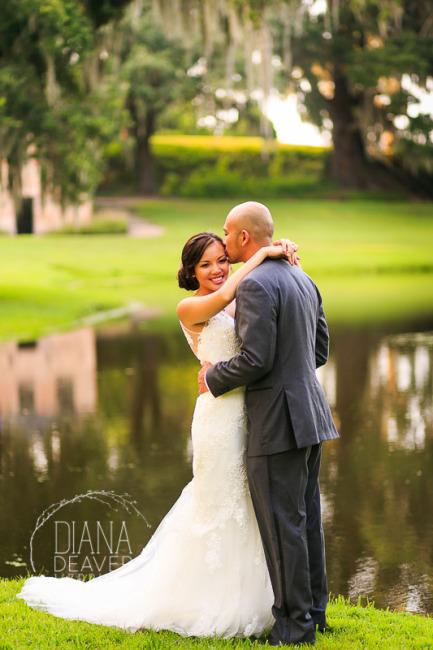 After the Wedding Photo Session at Middleton Plantation, Charleston SC