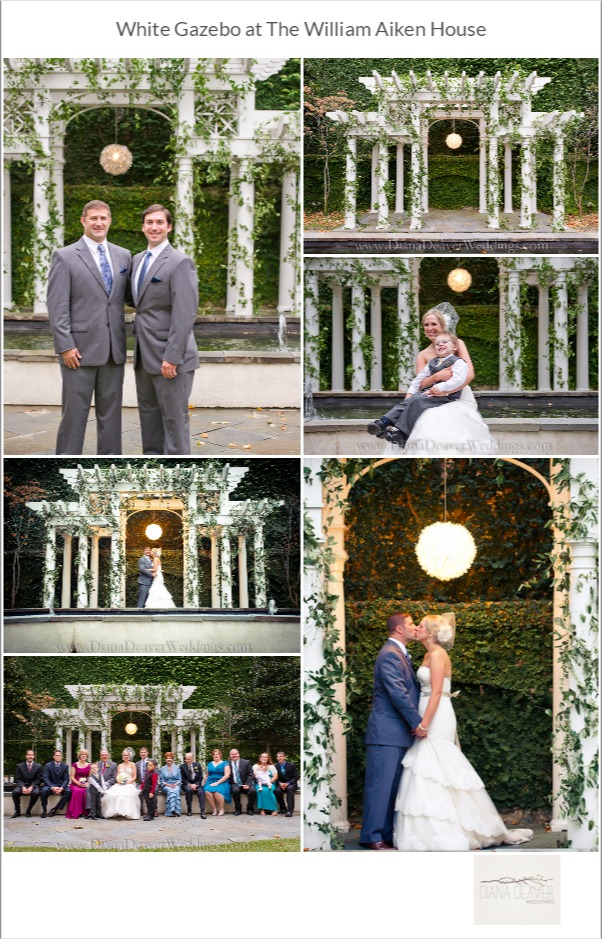 outdoor wedding venue charleston sc