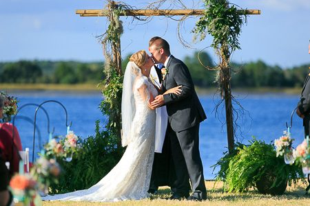 waterfront wedding ceremony venue island house charleston sc