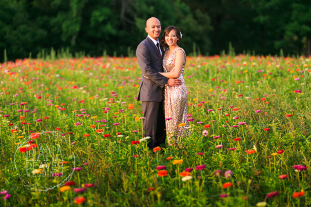 flower field at the island house charleston photos by diana deaver weddings (3)