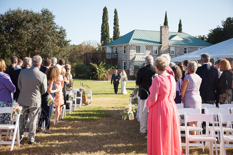 Best Wedding Ceremony Photos at Island House Charleston Weddings Water Venue Photographed by Diana Deaver Weddings