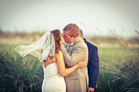 ceremony kiss kiawah