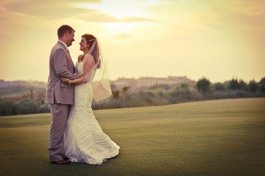 golf course wedding kiawah
