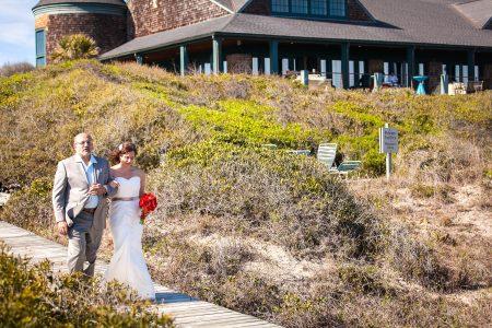 kiawah sandcastle bride