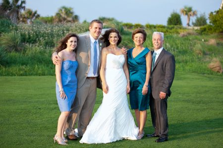 wedding formal photos kiawah
