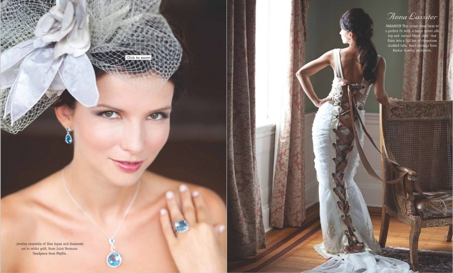 lowndes grove bridal portrait wedding venue charleston style and design magazine 2010 bridal spread photographed by diana deaver (1)