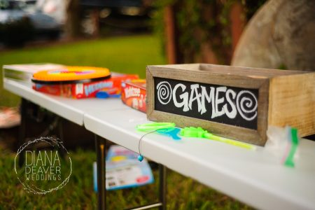 wedding playground for kids wedding games