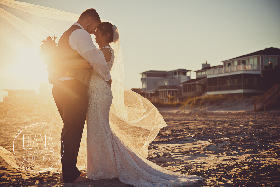 charleston wedding photographer folly beach wedding Diana Deaver